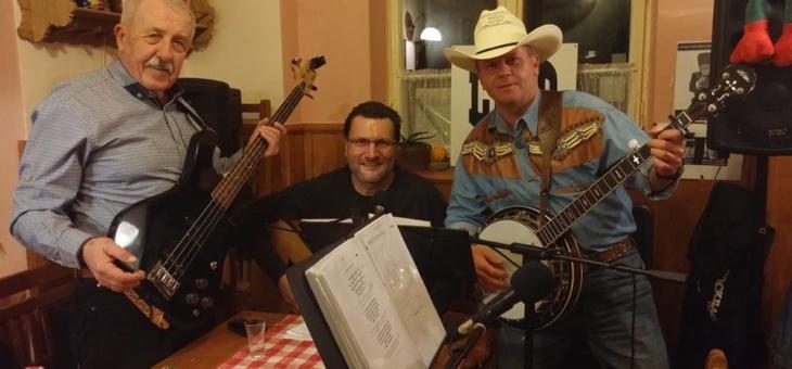 Večerní posezení s LMD Country music 15.12.