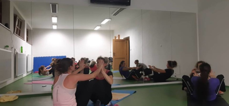 Fitklub Budislav každou středu od 18:30